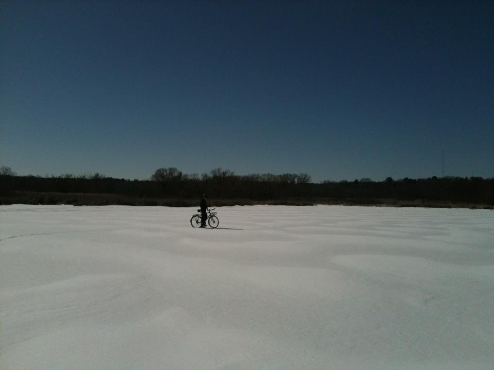 Grant on Lake Wingra