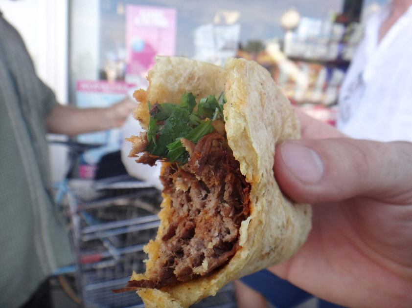 Barbacoa at Supertienda Latina