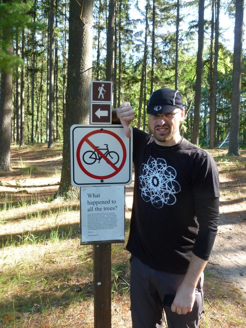 No bikes = Bad