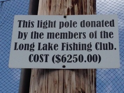 That's one pricey light pole.