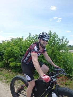 Riding bikes = fun.
