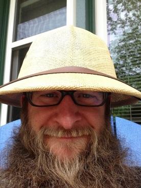 That hat...