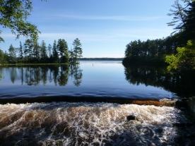 Round Lake.