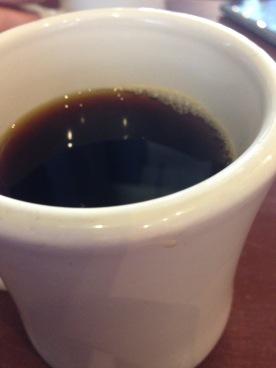 Chemex at Mars Cafe.