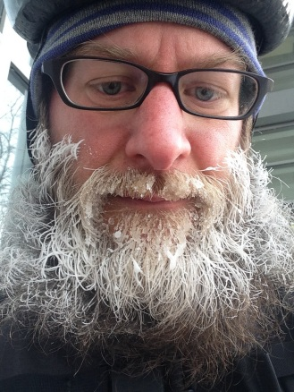 2014 was the year of the frost-beard.