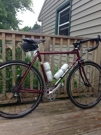 The Soma ES, post-reconfiguration.