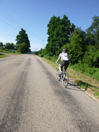 Summer roads with Nate.