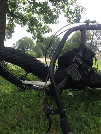 Lazy Sundays, watching Ride the Drive roll by.