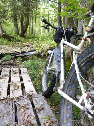 Northwoods adventuring.