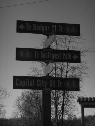 Triple junction.