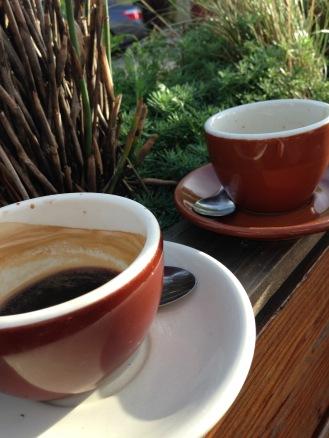 Simple Pleasures Cafe on Balboa