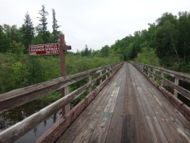 Goodnow Trestle.